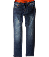 Armani Junior - Denim with Waistband in Denim Indaco (Toddler/Little Kids/Big Kids)