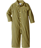 Ralph Lauren Baby - Poplin Gingham One-Piece Coveralls (Infant)
