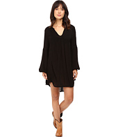 Rock and Roll Cowgirl - Long Sleeve Dress D4-8247