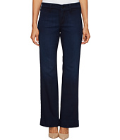 NYDJ Petite - Petite Teresa Modern Trouser Jeans in Future Fit Denim in Paris Nights Wash
