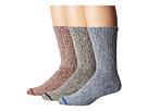 Stowe Crew Socks 3-Pair Pack
