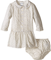Ralph Lauren Baby - Printed Cotton Pleated Dress (Infant)