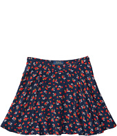Polo Ralph Lauren Kids - Cotton Flounce Skirt (Big Kids)