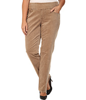 Jag Jeans Plus Size - Plus Size Peri Pull-On Straight in 18 Wale Corduroy