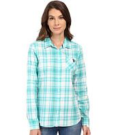 U.S. POLO ASSN. - Woven Plaid Shirt