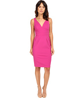 Adrianna Papell - Cut Out Neoprene Column Dress