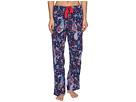 Flannel Long Pants