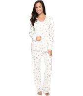 Carole Hochman - Three-Piece Pajama Set