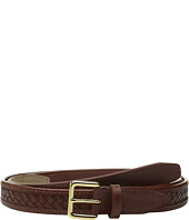Cole Haan - 20mm Woven Belt with Harness Buckle