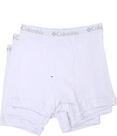 Columbia - 100% Cotton Boxer Briefs 3-Pack