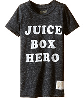 The Original Retro Brand Kids - Juice Box Here Streaky Tri-Blend Tee (Toddler)