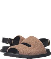 MARNI - Wool Jersey Furry Stitch Sandal