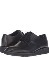 MARNI - Brushed Leather Lace-Up Oxford