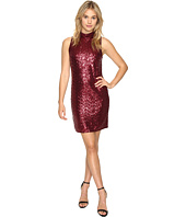 kensie - Dense Sequin Jersey Dress KSNK7252