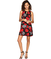 kensie - Tossed Flowers Dress KSNK7267
