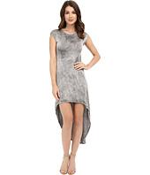 Culture Phit - Zinnia Cap Sleeve Washed Midi Dress