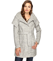 Brigitte Bailey - Catia Coat with Waist Tie