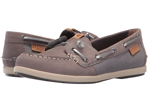 Sperry Coil Ivy Leather Canvas
