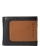 Carhartt - Black & Tan Billfold Wallet