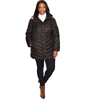 Marc New York by Andrew Marc - Plus Size Renee Chevron Down Coat