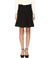 Kate Spade New York - Crepe Flounce Skirt