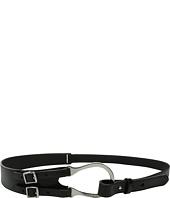 LAUREN Ralph Lauren - Modern Tri-Strap in Veg Leather