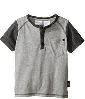Kardashian Kids - Henley with Rolled Cuffs and Pocket Detail (Infant)