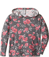 Splendid Littles - Printed Hoodie with Tulip Back (Big Kids)