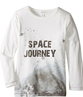 Pumpkin Patch Kids - Long Sleeved Space Tee (Infant/Toddler/Little Kids/Big Kids)