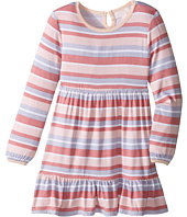 Pumpkin Patch Kids - Stripe Skater Dress (Infant/Toddler/Little Kids/Big Kids)