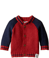 Pumpkin Patch Kids - Baseball Cardigan (Infant)