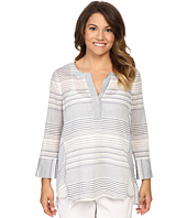 NYDJ Petite - Petite Striped Tunic