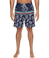 Tommy Bahama - Baja Seleron Stripe Swim Trunks