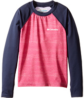 Columbia Kids - Mini Breaker Printed Long Sleeve Sunguard (Little Kids/Big Kids)