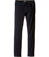 Hudson Kids - Dolly Skinny Five-Pocket Skinny in Blue/Black (Toddler/Little Kids)