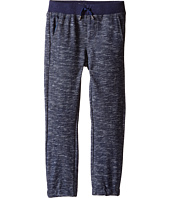 Hudson Kids - Moto Jogger French Terry in Blue Mist (Toddler/Little Kids/Big Kids)