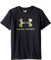 Under Armour Kids - UA Camo Fill Logo Tee (Big Kids)