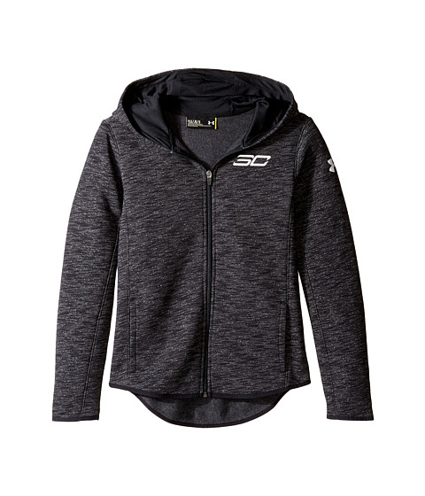 Under Armour Kids Steph Curry 30 Essentials Full Zip (Big Kids)