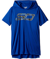 Under Armour Kids - Steph Curry 30 Essentials Short Sleeve Hoodie (Big Kids)