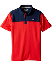 Under Armour Kids - Performance Polo Blocked (Big Kids)