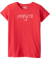 Under Armour Kids - UA Powerful Short Sleeve Tee (Big Kids)