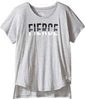Under Armour Kids - UA Fierce Short Sleeve Tee (Big Kids)