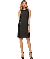 Christin Michaels - Dayton Color Block Dress