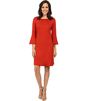 Christin Michaels - Dresden Bell Sleeve Dress