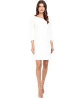 Christin Michaels - McKenzie Textured Sheath Dress
