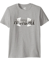 Under Armour Kids - Football Overlay Short Sleeve Tee (Big Kids)