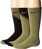Nike Kids - Multi-Graphic Cotton Socks 3-Pair Pack