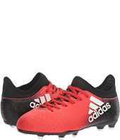 adidas Kids - X 16.3 FG Soccer (Little Kid/Big Kid)