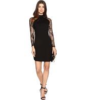 BB Dakota - Wells Lace Sleeve Dress