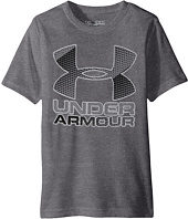 Under Armour Kids - Big Logo Hybrid 2.0 Short Sleeve Tee (Big Kids)